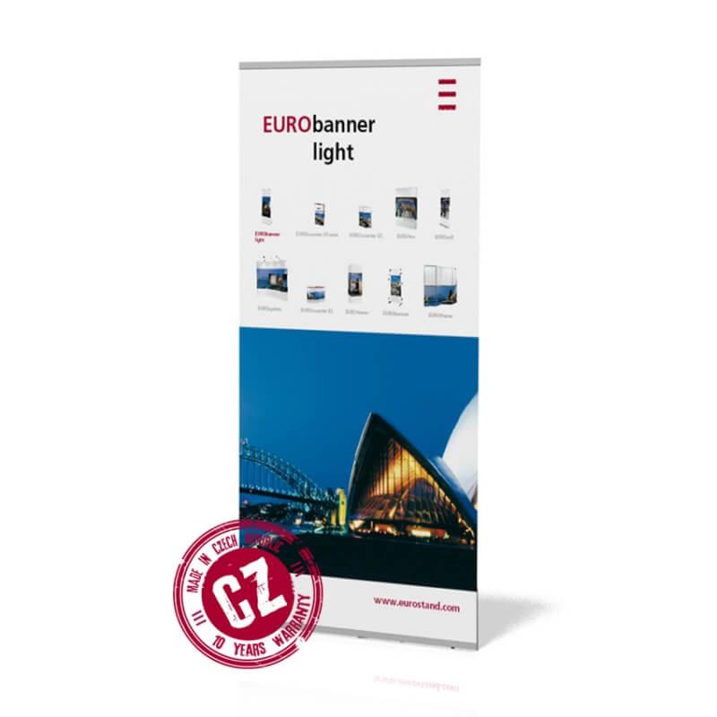 Prezentační banner light 100 x 200