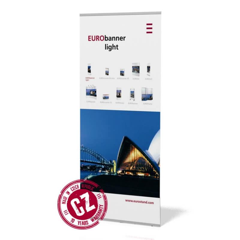 Prezentační banner light 100 x 224