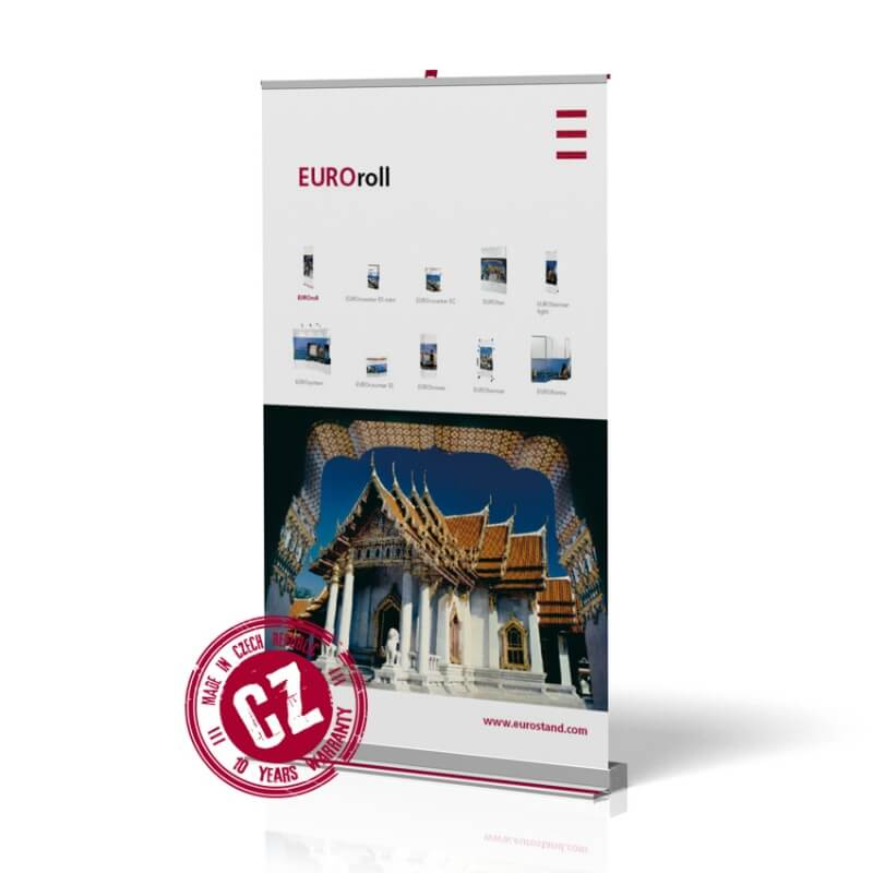 Roll up banner 120